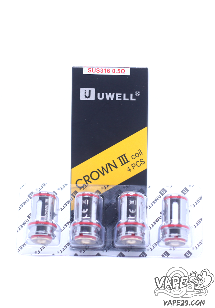 Uwell - Crown 3 Tank Coils