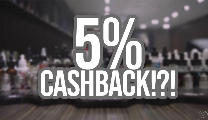 Earn Cash Back!